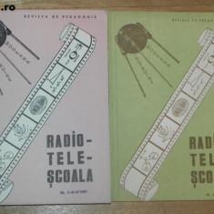 RADIOTELESCOALA - REVISTA DE PEDAGOGIE. NR 1-2-3/1981. 4/1981 - Culegere Matematica