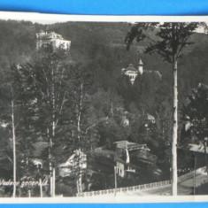 Carte postala FOTOGRAFIE VECHE GOVORA VEDERE GENERALA M VESA ANEF (v045 - Carte Postala Oltenia dupa 1918