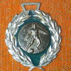 MEDALIE FOTBAL RSR - CUPA CONGRESUL UGSR 1976. de colectie - Medalii Romania