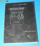 MARIA VOINEA - SOCIOLOGIE GENERALA SI JURIDICA.carte cu dedicatie si autograf (01141