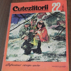 REVISTA CUTEZATORII 1970 - NR 22