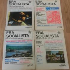 Revista ERA SOCIALISTA DIVERSE NUMERE 1972, 1973