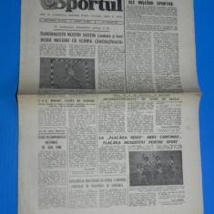 ZIARUL SPORTUL 4 FEBRUARIE 1982 (01066