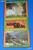 PLIANT VECHI TIP BROSURA JUDETUL BACAU (00649
