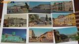 LOT 18 CARTI POSTALE LENINGRAD RUSIA URSS.necirculate. ilustrate arta. vederi, Necirculata, Printata