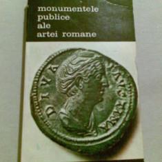 NIELS HANNESTAD - MONUMENTELE PUBLICE ALE ARTEI ROMANE - Carte Istoria artei