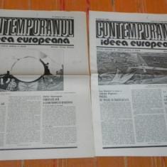 CONTEMPORANUL, ideea europeana 1995 - nr 4, 37 - Revista culturale