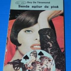 GUY DE TRAMOND - BANDA ASILOR DE PICA (02259 ar - Carte politiste