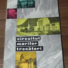 GH EPURAN, S BONIFACIU - CIRCUITUL MARILOR TRECATORI - Carte Geografie