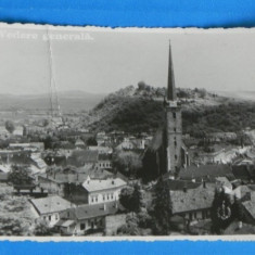 Carte postala VECHE DEJ 1935 VEDERE GENERALA. jCIRCULATA 1935/1936 Judetul CLUJ (v024 - Carte Postala Transilvania dupa 1918