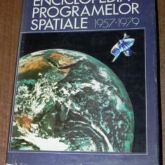 DUMITRU ANDRESCU - ENCICLOPEDIA PROGRAMELOR SPATIALE 1957-1979 VOL 2 - Carte Astronomie