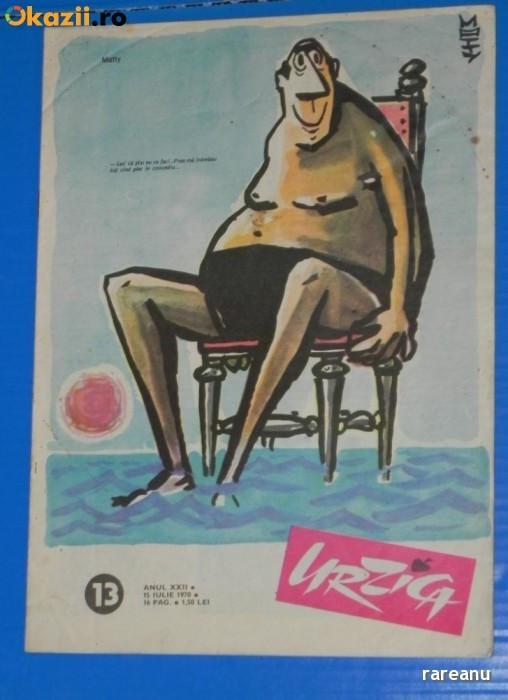 REVISTA URZICA 1970 NR 13 (00388 foto mare