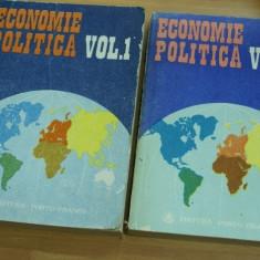 VASILE C NECHITA - ECONOMIE POLITICA. VOL 1-2