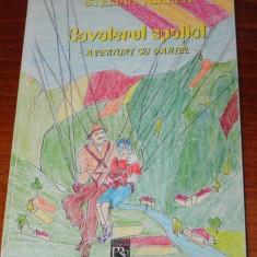 STELIAN TURLEA - CAVALERUL SPATIAL AVENTURI CU DANIEL ILUSTRATII DE V CRETULESCU - Carte Basme