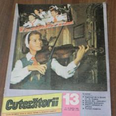 REVISTA CUTEZATORII 1989 - NR 13
