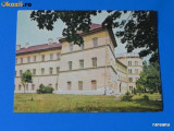 Carte postala vedere TIMISOARA MUZEUL banatului. judetul TIMIS. Circulata 1980. destinatar academicianul Eugen Macovschi (tm 041