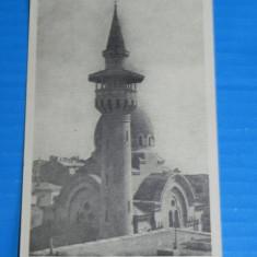 CARTE POSTALA MOSCHEEA DIN CONSTANTA. VEDERE GENERALA. necirculata. judetul cONSTANTA (v011 - Carte Postala Dobrogea dupa 1918