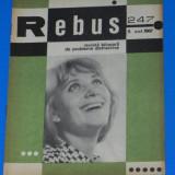 REVISTA REBUS 1967 NR 247 - NECOMPLETATA (00602