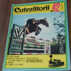 REVISTA CUTEZATORII 1969 - NR 42