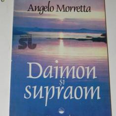 ANGELO MORRETTA - DAIMON SI SUPRAOM - Filosofie