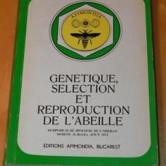 APIMONDIA. GENETIQUE, SELECTION ET REPRODUCTION DE L ALBEILLE, Alta editura