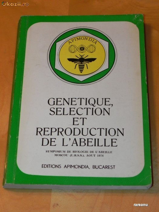 APIMONDIA. GENETIQUE, SELECTION ET REPRODUCTION DE L ALBEILLE foto mare