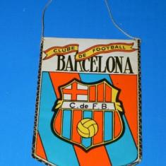 FANION FOTBAL FC BARCELONA (01183) - Carte sport
