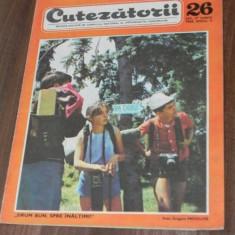 REVISTA CUTEZATORII 1968 - NR 26