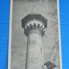 CARTE POSTALA MOSCHEEA DIN CONSTANTA. MINARETUL. necirculata. judetul CONSTANTA (v012 - Carte Postala Dobrogea dupa 1918