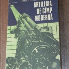 NEOFIT BOLDICI - ARTILERIA DE CAMP MODERNA