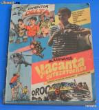 ALMANAHUL VACANTA CUTEZATORILOR 1989 - CONTINE 70 PAGINI BENZI DESENATE ROMANESTI - (00795