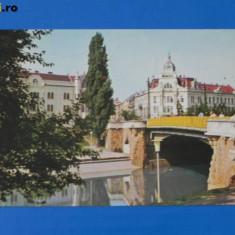 Carte postala vedere TIMISOARA POD PESTE BEGA. judetul TIMIS. Circulata 1974 (tm 054 - Carte Postala Banat dupa 1918