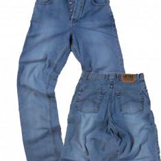 Blugi barbati - talie inalta - Lotus jeans - W 31 (Art.121)