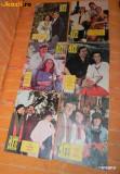 Lot 10 REVISTE CINEMA - DIVERSE NUMERE 1988 -1989, Alta editura