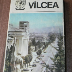 SERIA JUDETELE PATRIEI -JUDETUL VALCEA. MONOGRAFIE - Carte Geografie