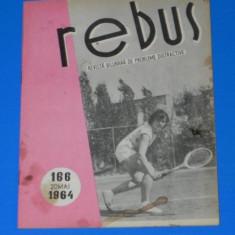 REVISTA REBUS 1964 NR 166 - NECOMPLETATA (00542