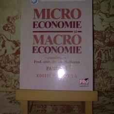 "Ion Bulborea - Microeconomie si macroeconomie partea a I a ""A2196"", Clasa 12, Economie"