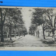 CARTE POSTALA ILUSTRATA VECHE 1935 - LACUL SARAT ALEE Necirculata . interbelica. judetul BRAILA (v008