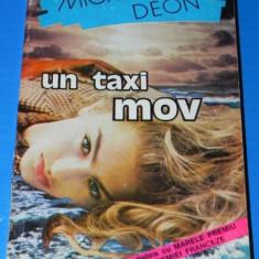 MICHEL DEON - UN TAXI MOV. Roman distins cu marele premiul al Academiei Franceze (02260 ar - Carte politiste