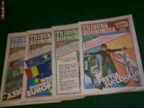 Lot 4 numere revista TRIBUNA ECONOMICA, 1993, Alta editura