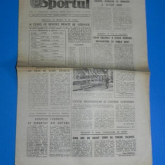 ZIARUL SPORTUL 11 IUNIE 1988 AVANPREMIERA ETAPA A 32-A FOTBAL (01030