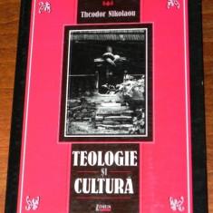 THEODOR NIKOLAOU - TEOLOGIE SI CULTURA - Carti Crestinism