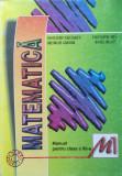 MATEMATICA MANUAL PENTRU CLASA A XII-A M1- C. Nastasescu, C. Nita