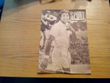 SPORT * Revista Ilustrata  Nr.14/1971 -  NASTASE *  Victorii in meciul cu RFG