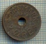 6393 MONEDA - DANEMARCA (DANMARK) - 2 ORE - ANUL 1938 -starea care se vede, Europa
