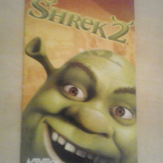 Manual - Shrek 2 - Playstation PS2 ( GameLand )
