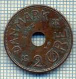6389 MONEDA - DANEMARCA (DANMARK) - 2 ORE - ANUL 1938 -starea care se vede, Europa