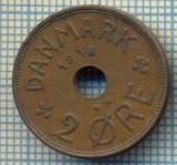 6402 MONEDA - DANEMARCA (DANMARK) - 2 ORE - ANUL 1938 -starea care se vede, Europa