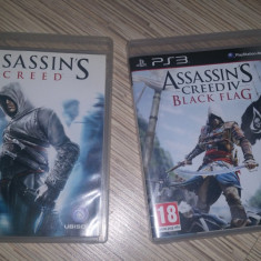 Assasin Creed Black flag + Master of Kill PS3 - Assassins Creed 4 PS3 Ubisoft