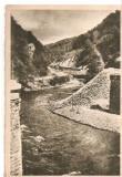 CPI (B5382) CARTE POSTALA - VALEA JIULUI, RPR, EDITURA LIBRARIA NOASTRA